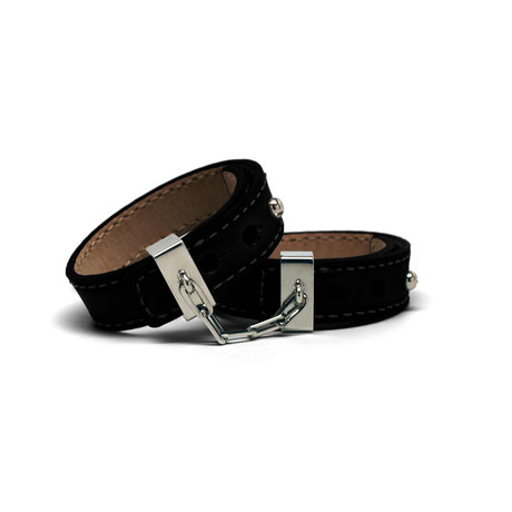 Crave Leather Cuffs Bracelet