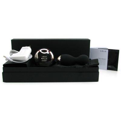 Lelo Hula Beads Black Full Box