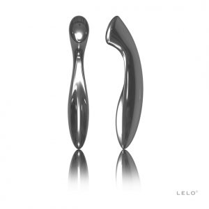 Lelo Olga Silver Vibrator