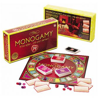 Monogamy Boardgame for Lovers