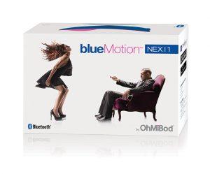OhMiBod Bluemotion box