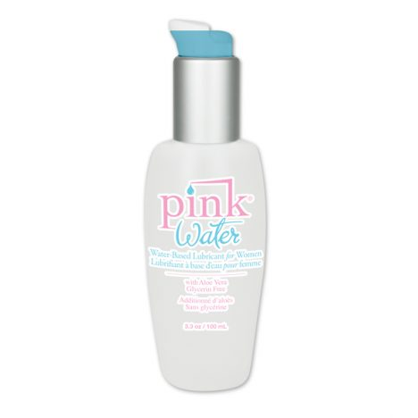 Pink Water Based Lubricant