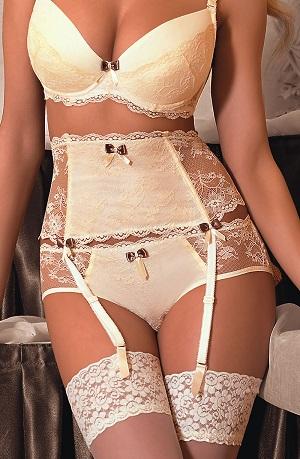 Roza Fifii Suspender Belt