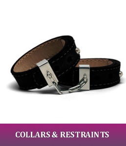 Collars & Restraints