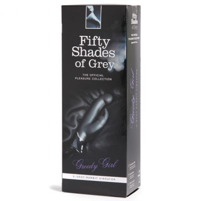 Greedy Girl G-Spot Vibrator