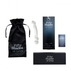 Fifty Shades of Grey Glass Dildo Contents