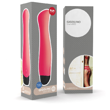 Fun Factory Gigolino G-Spot Vibrator Box
