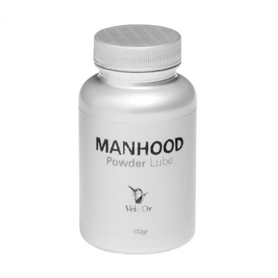 Velv'or Manhood Powder Lube