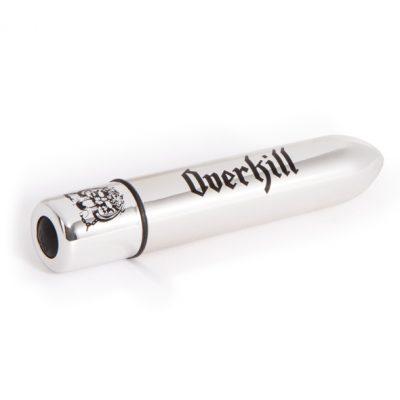 Motorhead - Overkill 10 function Bullet Vibrator