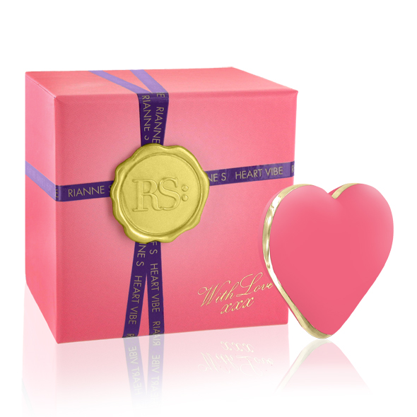 Rianne S - Rechargeable Heart Vibe Gift Box