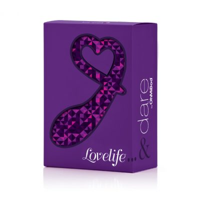 OhMiBod Lovelife - Dare Curved Pleasure Plug Packaging