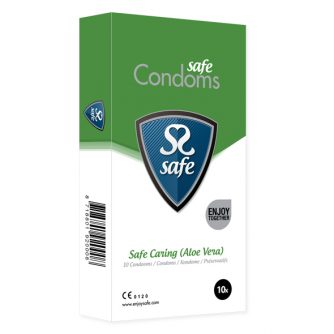 safe-caring-condoms-with-aloe-vera-10-pack