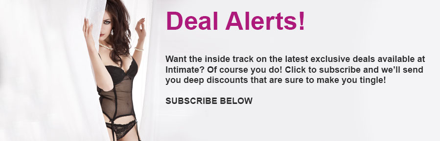 Deal Alerts - Subscribe Now