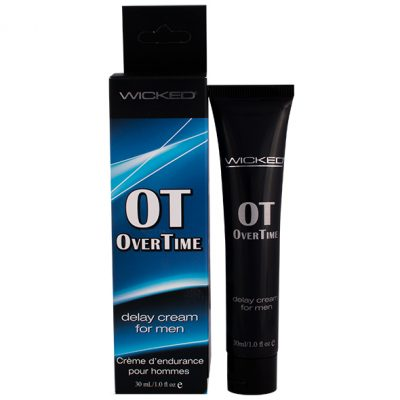 Wicked – OT OverTime Delay Cream