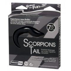 Nanma Scorpions Tail 7.5 Inch Prostate Massager